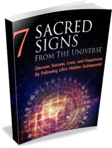 how to read signs from the universe