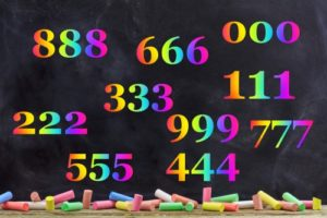 Angel Numbers - 1111, 777, 444: What does it all mean? And