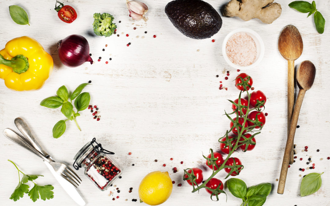 Balancing Your Chakras with the Life Force Energy of Food