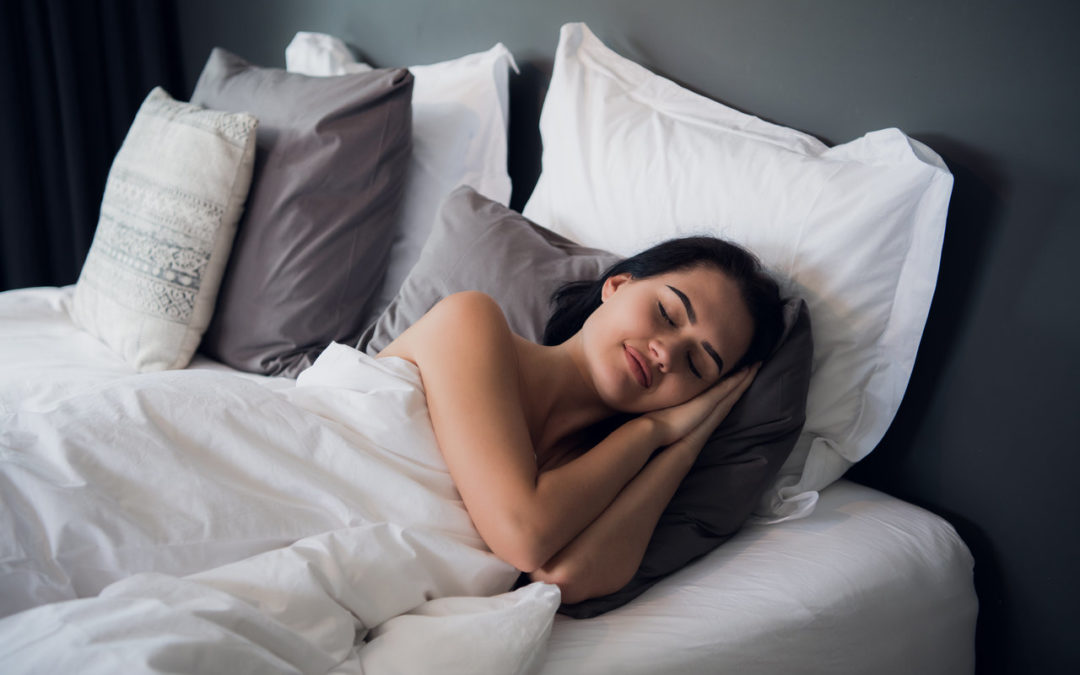 5 Law of Attraction Tips To Get a Restful Sleep