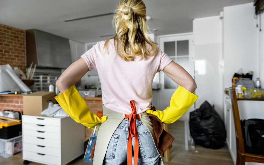 7 Natural Recipes for Cleaning your House