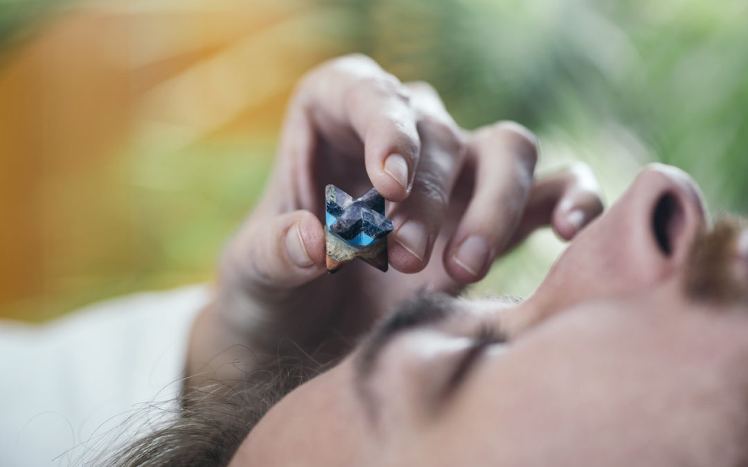 Healing With Chakra Stones