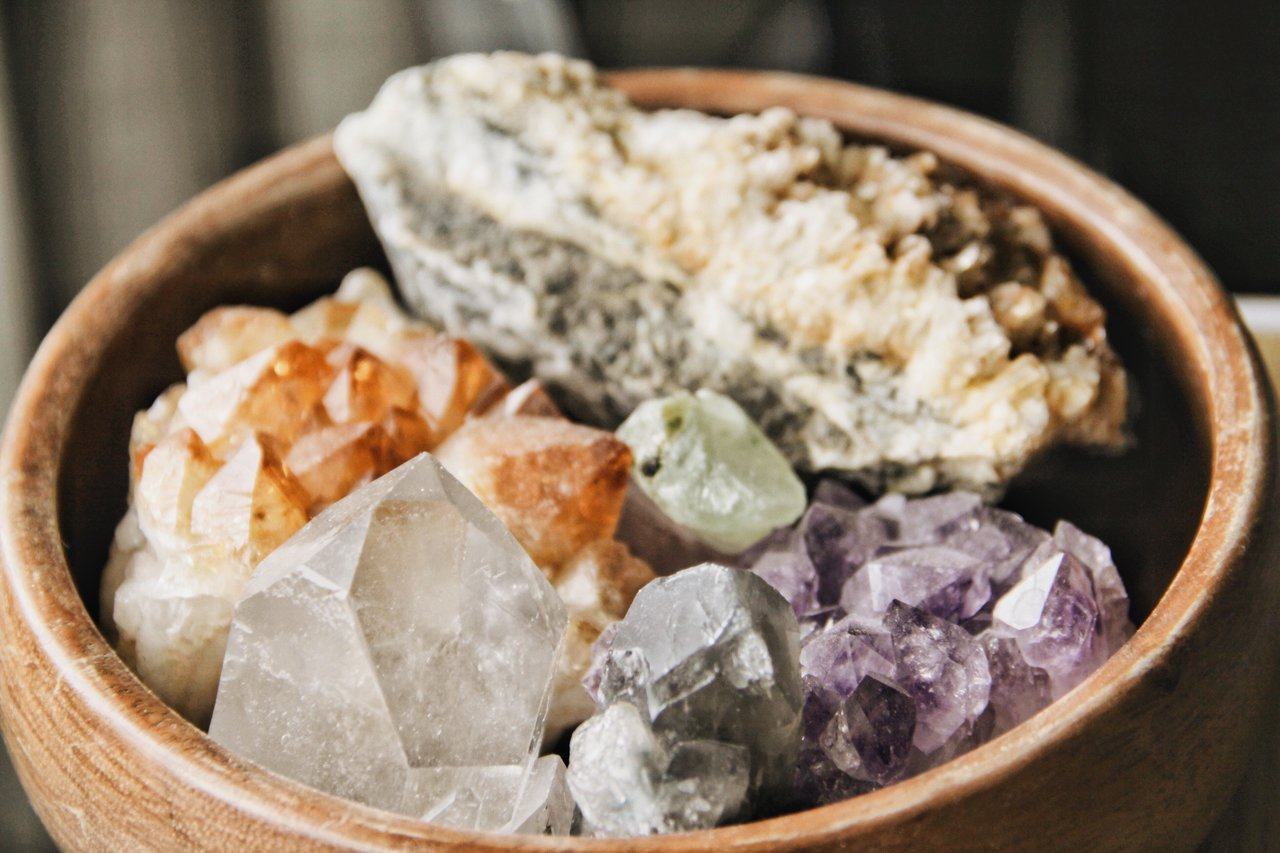Cultivate an Attitude of Gratitude With Crystals