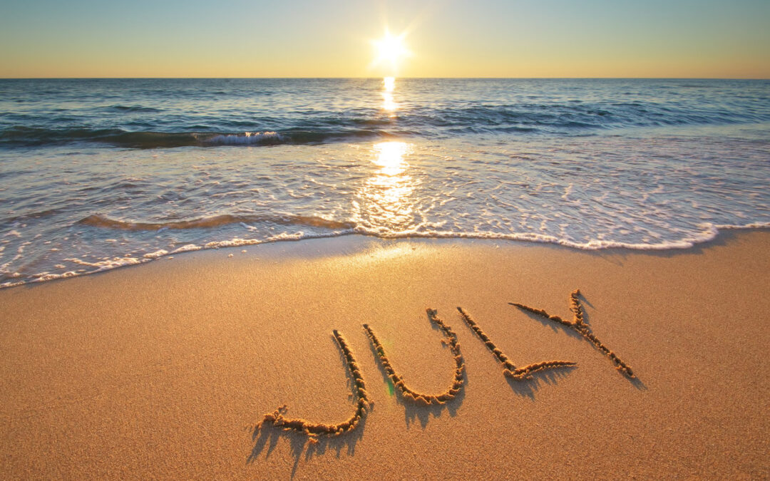 Here Comes July: Learn About the Numerology Number 7!