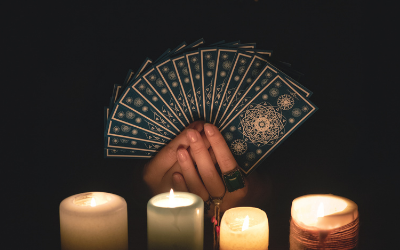 Stop. Look. Listen.Tarot Cards Are Controlling Your Life