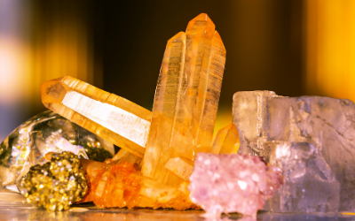 Crystal Healing and Protection for Empaths