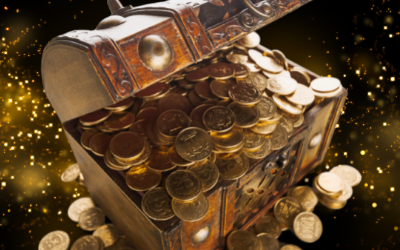 You've Got a Delivery from the Universe: Abundance in a Box