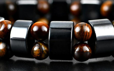 """Live the Life You Deserve with the """"Magic"""" Wealth & Luck Tiger Eye Bracelet"""