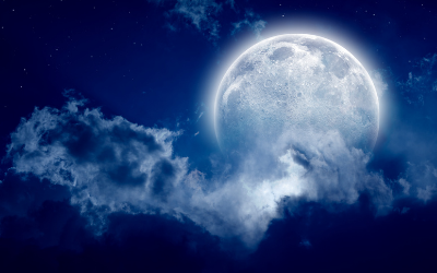 A Full Moon in Aquarius for Healing and Letting Go