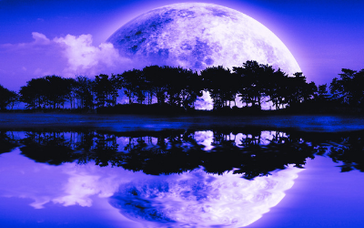 Tune to your Inner Strength with the Second Aquarius Full Moon of 2021